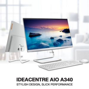 Lenovo™ IdeaCentre™ A340 | Space-saving All-in-One